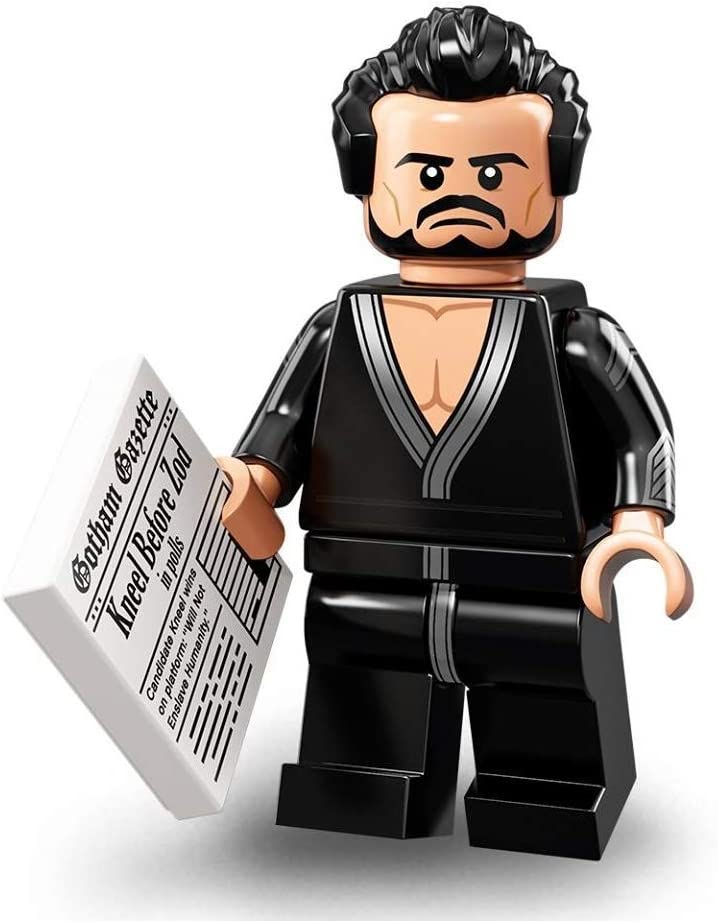 LEGO The Batman Movie Series 2 Collectible Minifigure - General Zod (71020)
