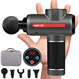 Massage Gun,Percussion Muscle Massage Gun Deep Tissue Mini Massager for Back Neck Shoulder, Portable Handheld Muscle…