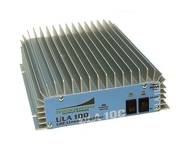 RM Italy ULA 100 UHF (70 cm) Ham Radio linear amplifier: Amazon ca