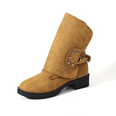 ZODOF Zapatos de Invierno para niños Navidad Boots Niños Botas Chicas Botas Zapatillas de Moda Calzado Ligero y Transpirables para Unisex Niños: Amazon.es: ...
