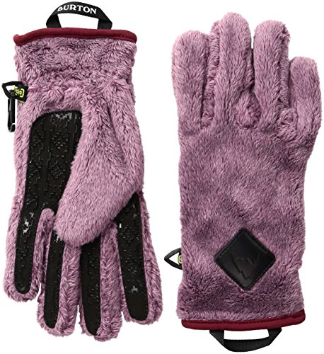 Burton Women's Cora Gloves, Sangria, Small
