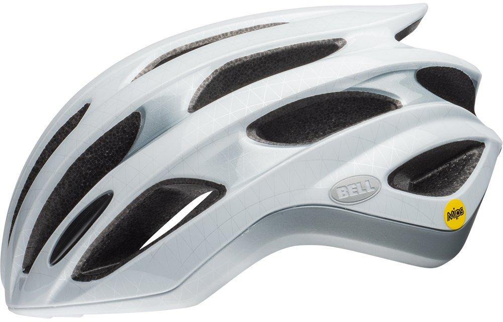 BELL(ベル) ヘルメット フォーミュラ ミップス マットホワイト/シルバー Mサイズ 2019年継続モデル   B079CB6PVC