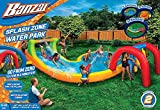 Banzai Splash Zone Water Park (Outdoor Backyard Summer Spring Aqua Splash Slide)