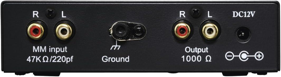 Hama PA 506 - Preamplificador de Fono (230 V, 50 Hz, 300 mA ...