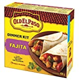 Old El Paso Fajita Dinner Kit, 12-Count, 400 Gram