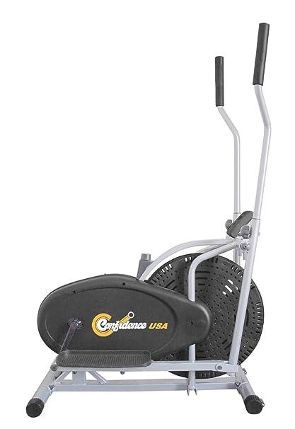 Confidence - Bicicleta elíptica: Amazon.es: Deportes y aire libre