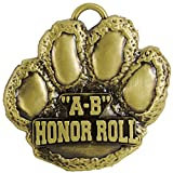 AB Honor Roll Mascot Medal (Set of 50)