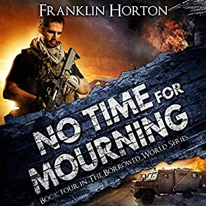 No Time for Mourning Audiobook