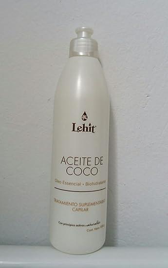 EL MEJOR TRATAMIENTO PARA EL CABELLO - LEHIT - MADE IN COLOMBIA (COCO)