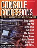 Console Confessions, Anthony Savona, 0879308605
