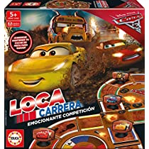 Cars - Loca Carrera (Educa Borrás 17210)