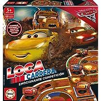 Cars - Loca Carrera (Educa Borrás 17210)