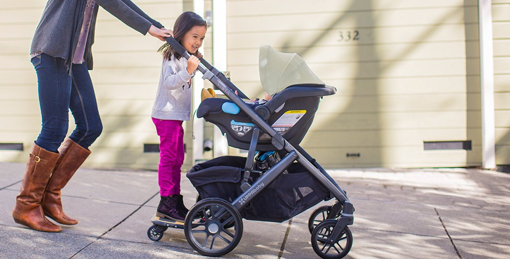 Patinete para carricoche Piggy Back UPPAbaby 2015: Amazon.es: Bebé