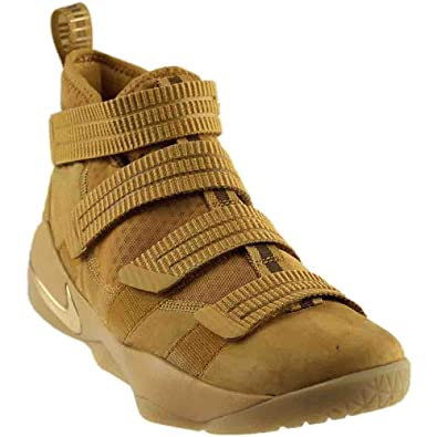 1a88dcad807 Amazon.com  NIKE Lebron Soldier XI SFG (Kids)  Shoes