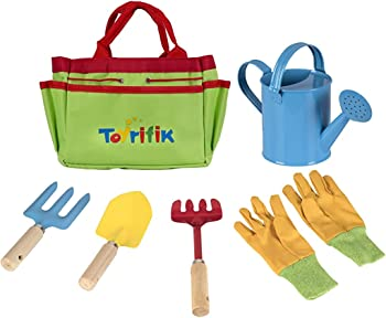 Toyrifik Little All-In-One Gardening Tools