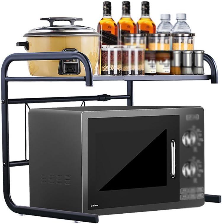 ALF Microwave storage rack Kitchen shelf, household appliance microwave oven rack kitchen storage rack Kitchen shelf