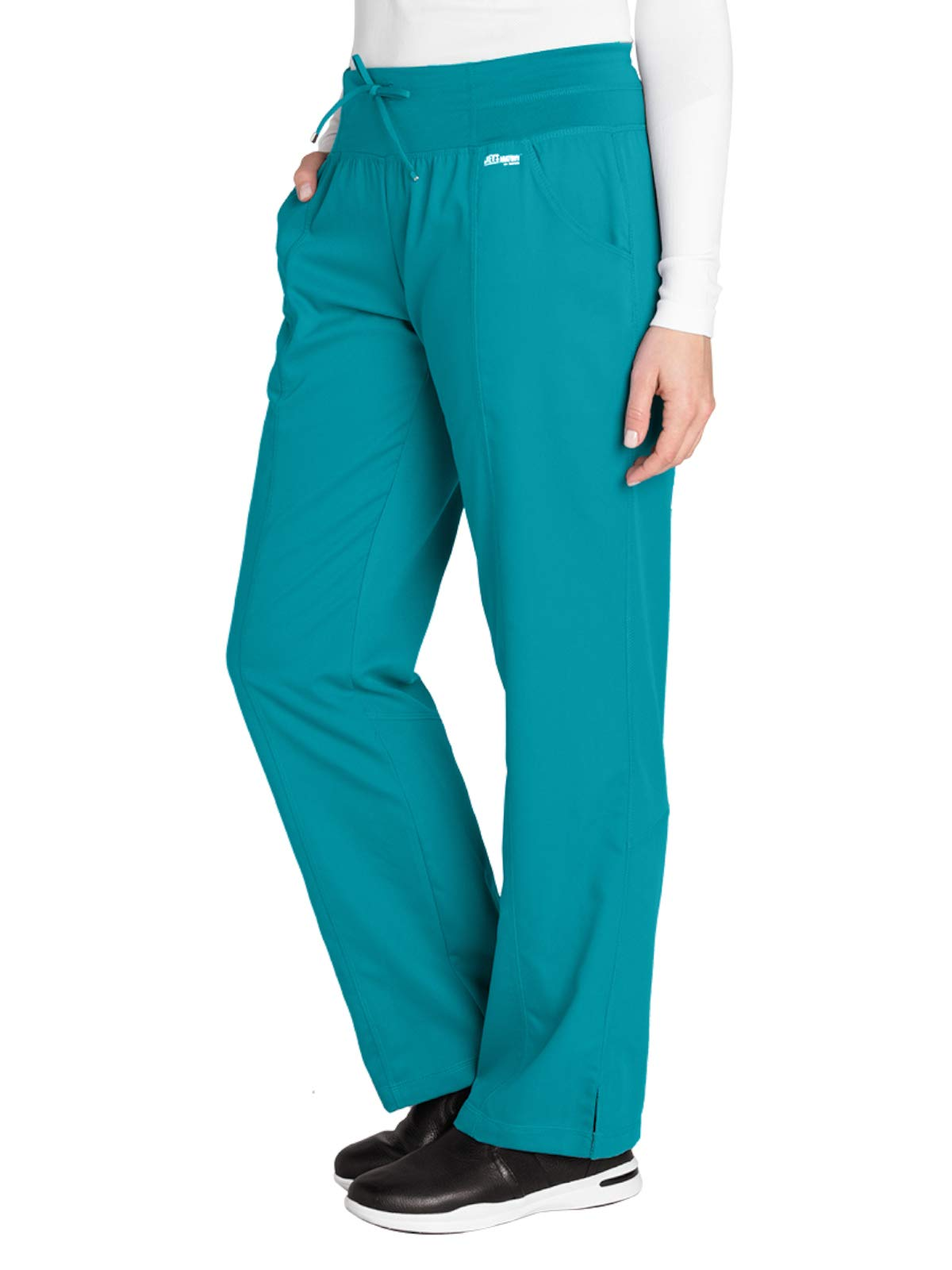 Grey's Anatomy Active 4276 Yoga Pant Teal L