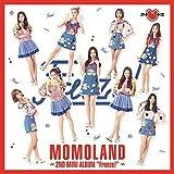 Momoland 2ndミニアルバム - Freeze!
