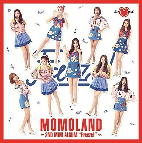 CD : Momoland - Freeze (Asia - Import)
