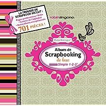 Deluxe Scrapbooking Kit: Luxe Life