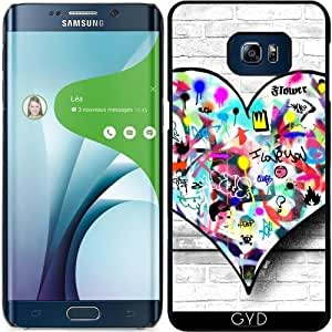Funda para Samsung Galaxy S6 Edge Plus - Corazón by Paslier
