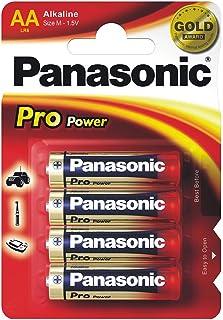 PANASONIC Set de 12 paquetes de 4 pilas AAA ProPower