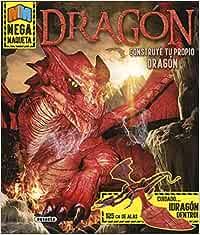 Dragón, construye tu propio dragón (Megamaqueta): Amazon.es ...