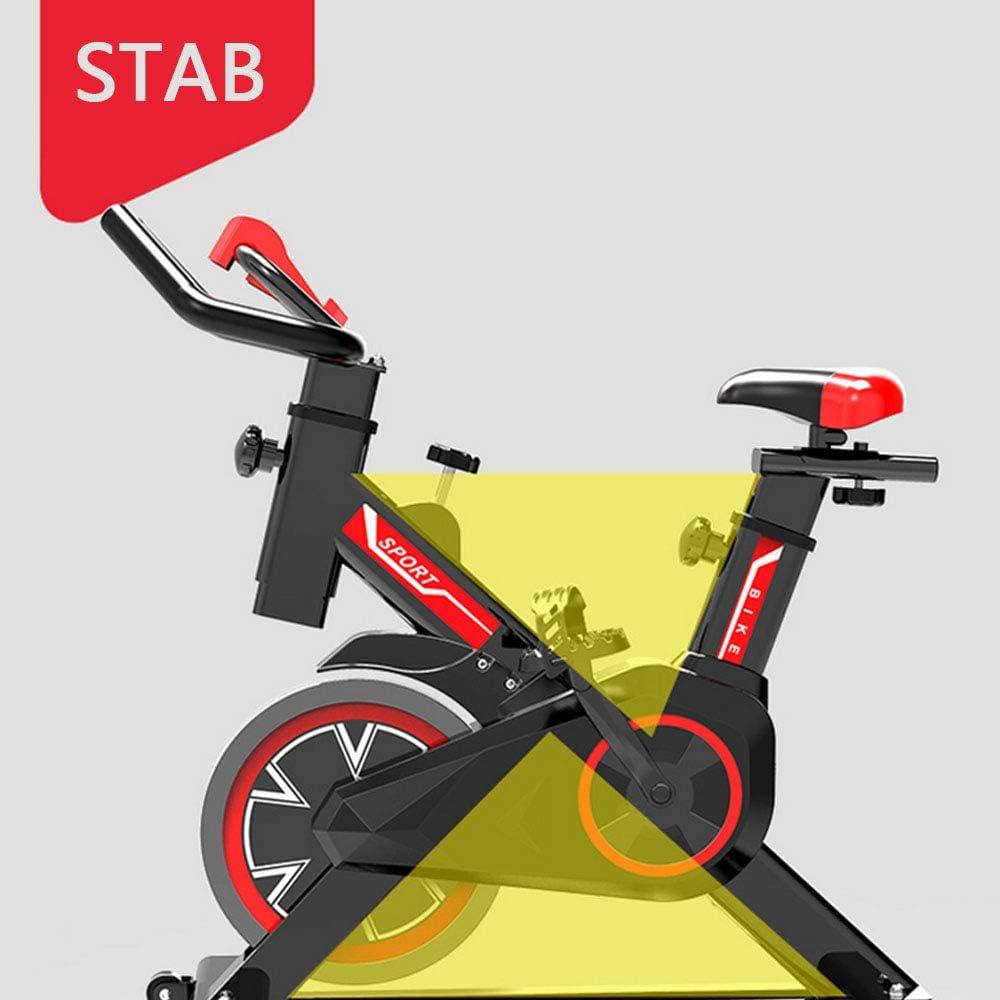 MIAO Spinning Bicycle Webbing Bicicleta de Ejercicio Ultra ...