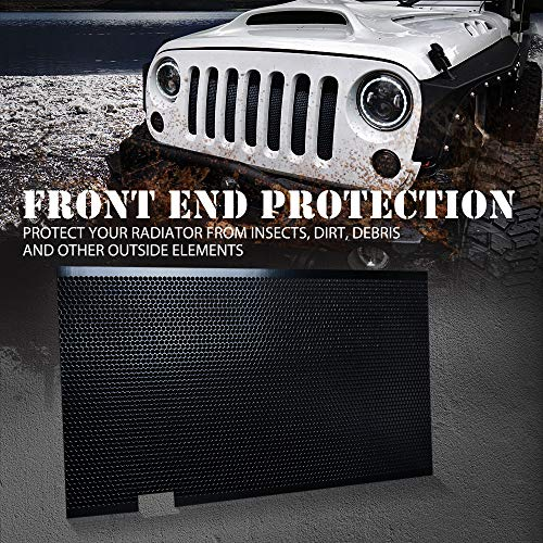 Hood to Fender Bumper Left or Right fits Jeep Wrangler JK 2007-2018