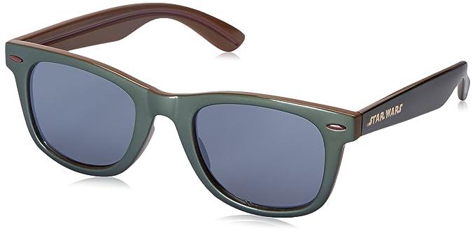 99472077b6 Star Wars - anteojos de sol para adulto, diseño de Boba Fett, Verde ...