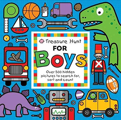 [Treasure Hunt for Boys] (By: Emma Surry) [published: January, 2010] pdf