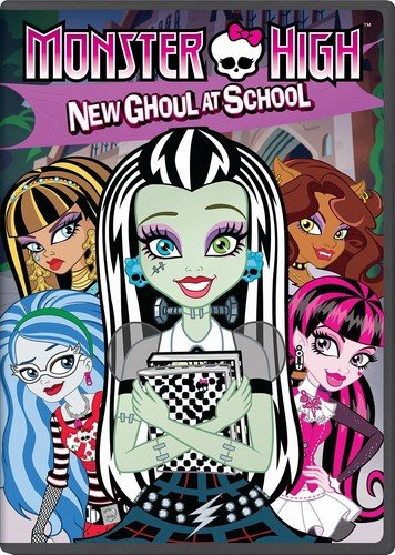 Monster High: New Ghoul at School (Ghouls Rule Dvd)