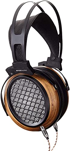 SendyAudio Aiva Black Beauty Series 97x76mm Planar Magnetic Headphones