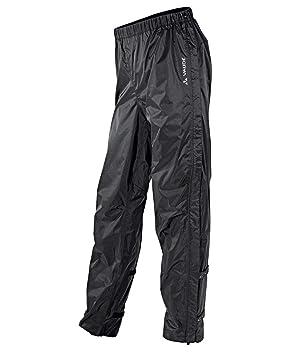 8ce1ffea473 Vaude Fluid Full-Zip Pants II Men - Regenüberhose: Amazon.de: Sport ...