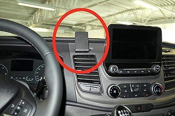 Brodit Proclip Fahrzeughalter 855499 Made In Sweden Mittelbefestigung Für Linkslenkende Fahrzeuge Passt Für Alle Brodit Gerätehalter Navigation