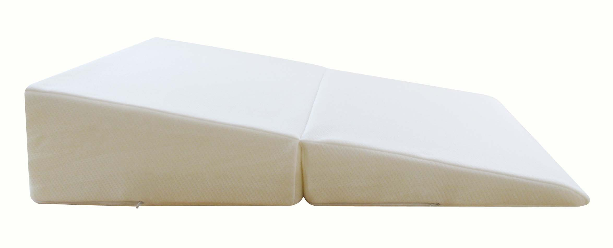 InteVision Folding Wedge Bed Pillow (32'' x 25'' x 6.5'') with a Carrying Case by InteVision (Image #3)