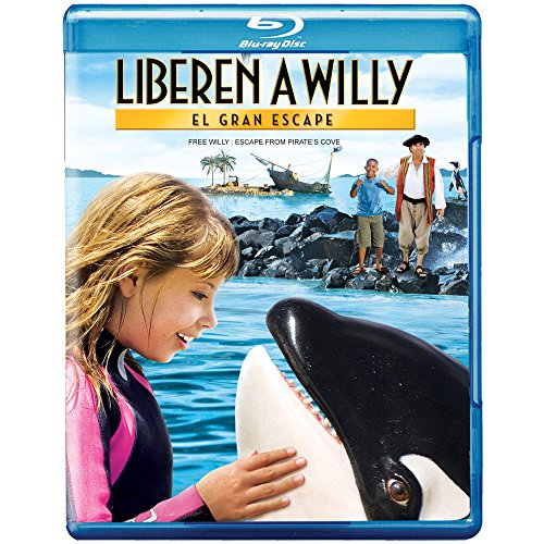 Free Willy: Escape from Pirate's Cove [Blu-ray]