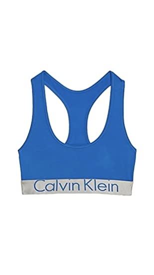 996bc8295a3 Calvin Klein Women s Steel Microfiber Bralette Underwear at Amazon ...