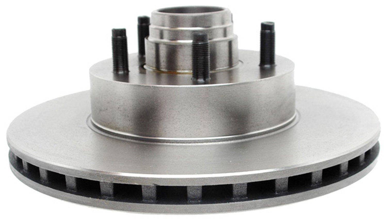 ACDelco 18A1120A Advantage Non-Coated Front Disc Brake Rotor and Hub Assembly by ACDelco