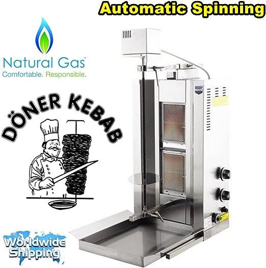 Capacidad de la carne 25 kg/55 libras Parrillas de gas natural ...