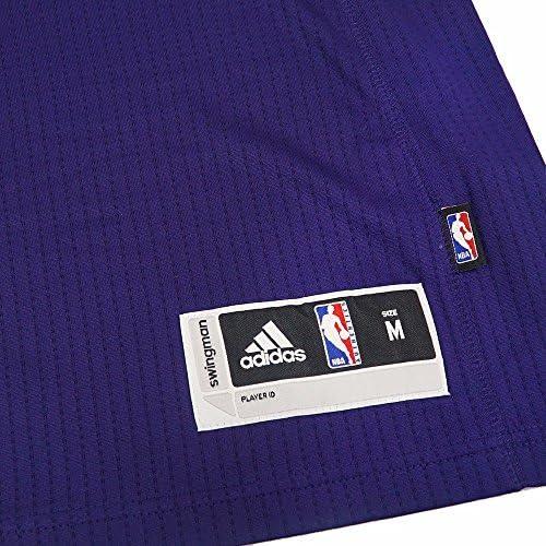 Amazon | オメル・アーシュクNew Orleans Pelicans NBA Adidasパープル ...