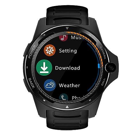 Amazon.com: Zeblaze Thor 5 1.39 inch Pedometer WIFI GPS ...