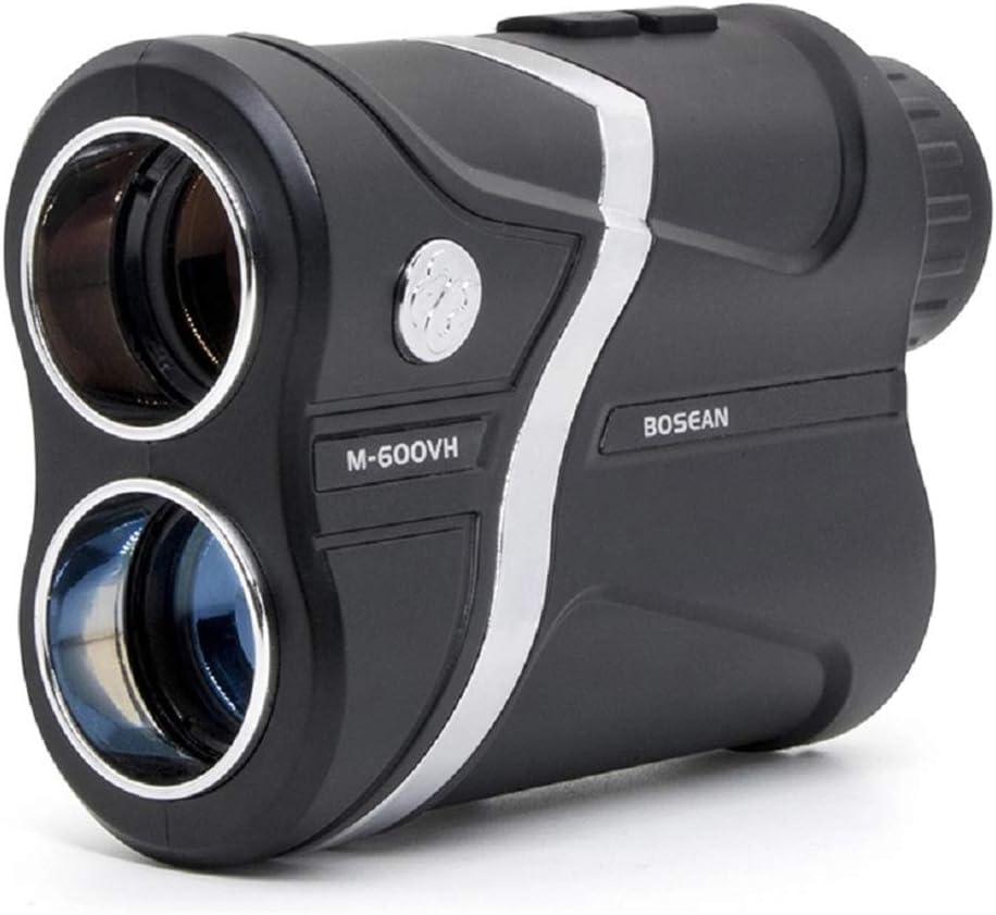 MOESAPU Golf Rangefinder with Flag-Lock Laser Range Finder 5 Scan Modes 650/1000/1500 Yards Distance Meter Fast Focus 7X Magnification Rangefinder for Golf/Hunting USB Charging