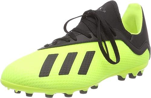 adidas X 18.3 AG J, Chaussures de Football garçon