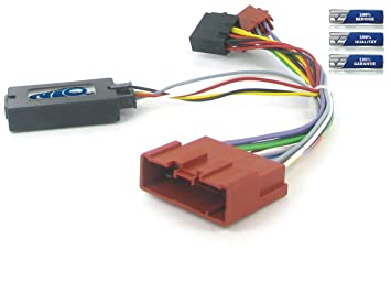 MX-5 Mazda 5 kompatibel mit Mazda 2 NIQ Lenkradfernbedienungsadapter geeignet f/ür PIONEER Autoradios