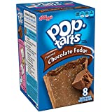 Pop-Tarts, Frosted Chocolate Fudge, 8-Count 14.7 Ounce Tarts (Pack of 12)
