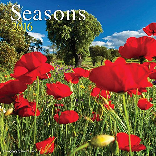 UPC 886136143916, Seasons Mini Wall Calendar by Wells Street by Lang