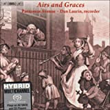 Airs  and  Graces: Scottish Tunes  and  London Sonatas
