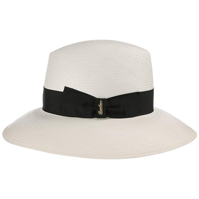 Borsalino Panama Flapper Cappello Donna paglia capello L (58-59 cm) - natura e06a557500c3
