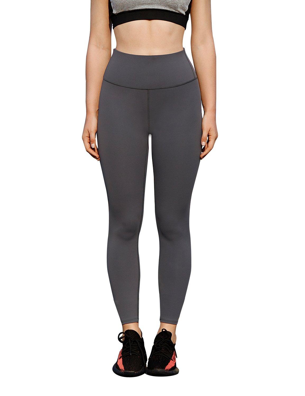 088160caaff AJISAI Yoga Pants for Women Running Workout Leggings High Waist Tummy  Control product image